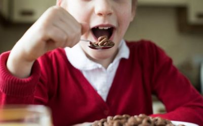 Average 10-year-old has eaten 18 years' worth of sugar!!